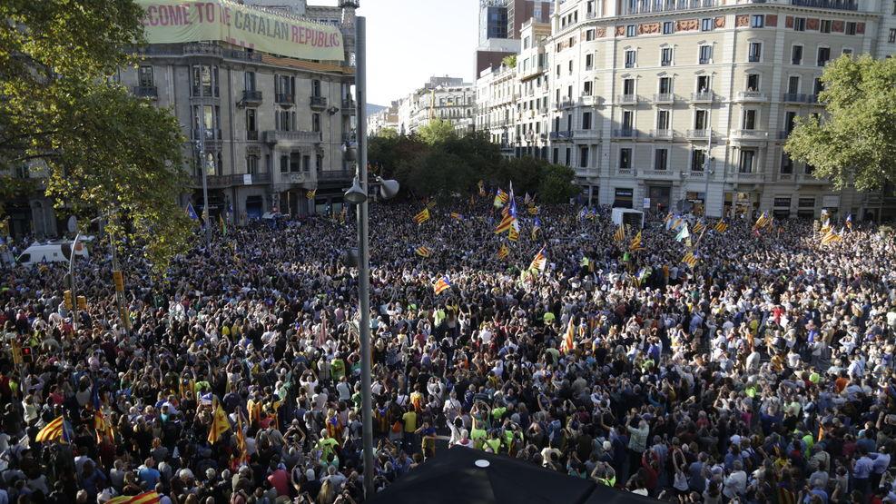 Europe, listen to Catalonia!