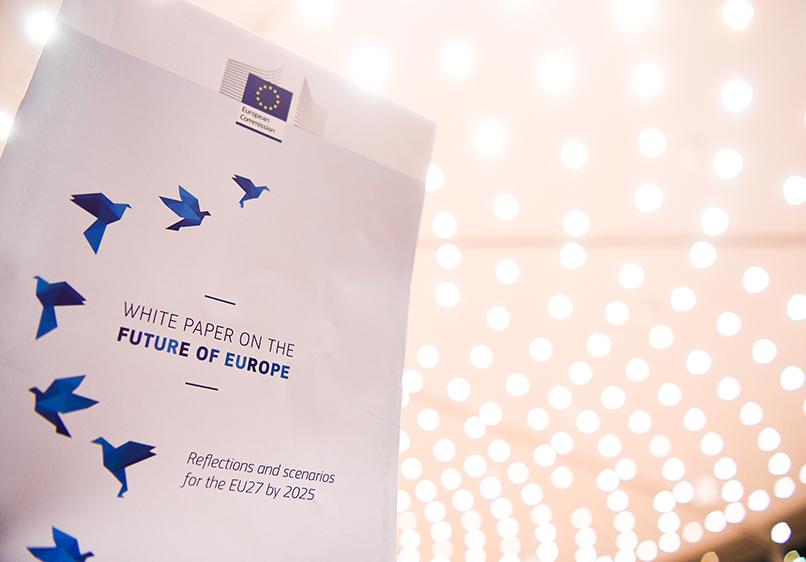 Dibuixant el futur d'Europa
