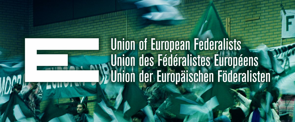 News from the Union of European Federalists
